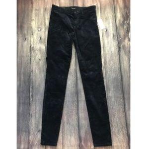 J Brand | 815 Mid Rise Super Skinny Velvet Jeans